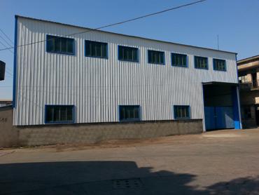 钢结构厂房_中开创建国际工程技术有限公司